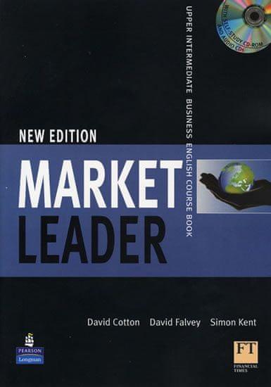 Cotton David: Market Leader Upper Intermediate Coursebook/Class CD/Multi-Rom Pack
