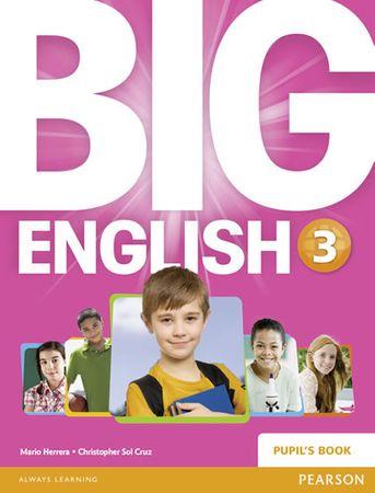 Herrera Mario: Big English 3 Pupils Book stand alone