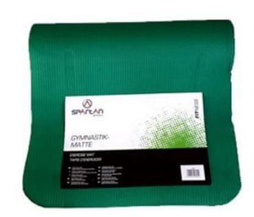 Spartan športna blazina za jogo, 8mm, zelena