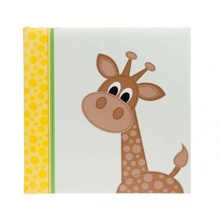 Goldbuch foto album Cute Giraffe, 30 x 31 cm, 60 strani