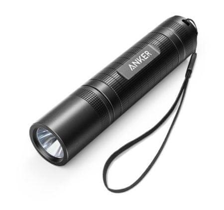Anker ročna svetilka LC40, črna