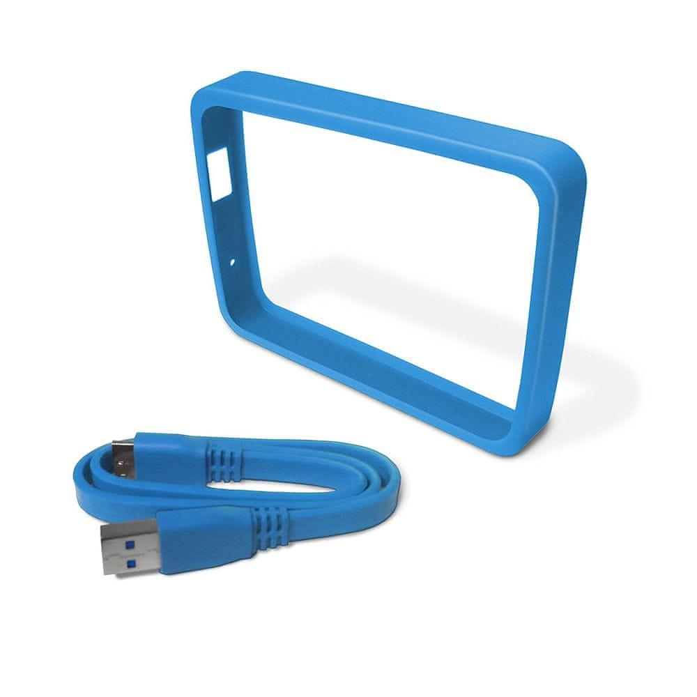 Western Digital GRIP PICASSO 2TB+3TB OCEAN BLUE