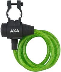 AXA Zipp 120/8 Key Green
