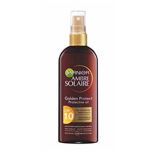 Garnier Olej na opalování SPF 10 Ambre Solaire (Protective Oil) 150 ml