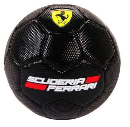 Ferrari nogometna žoga F666, črna