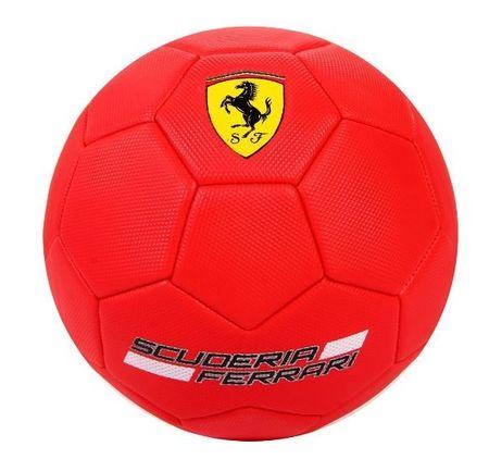 Ferrari nogometna žoga F659, rdeča