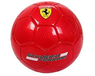 Ferrari nogometna žoga F665, rdeča