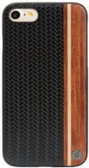 Uunique Kryt Micro Weave Design (Apple iPhone 7), černá