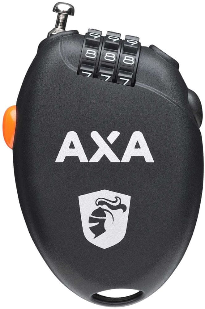 AXA Roll Retractable Cable 75 / 1,6