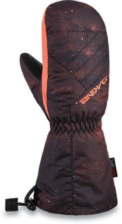 Dakine otroške smučarske rokavice Tracker Mitt, črne, L