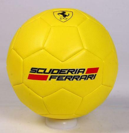 Ferrari nogometna žoga F666, rumena