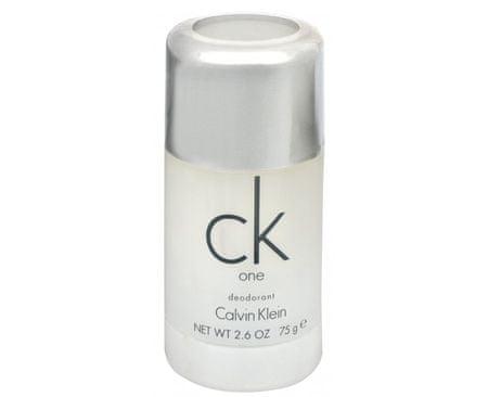 Calvin Klein deodorant CK One, 75 ml