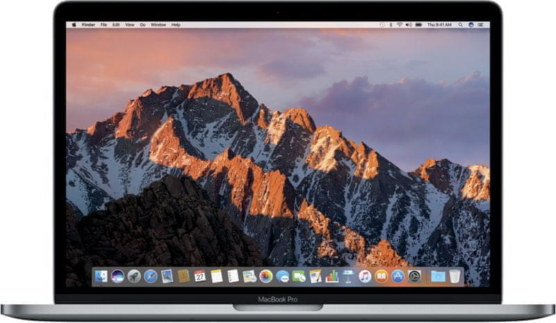 Apple MacBook Pro 13 Touch Bar (MPXY2CZ/A) Silver - 2017