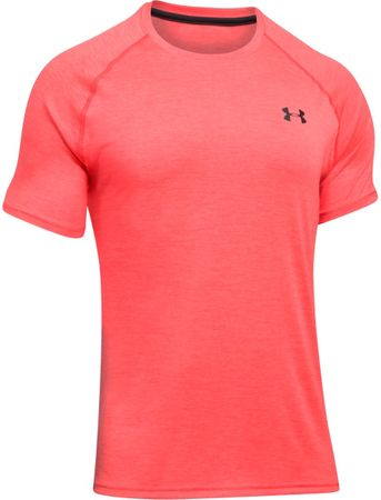 Under Armour športna majica s kratkimi rokavi Tech SS Tee Marathon Red Anthracite, S