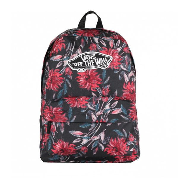 Vans Wm Realm Backpack Black Dahlia OS