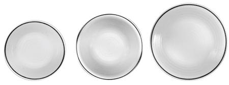 Pierre Cardin Fossil set porcelanastih krožnikov, 18 kosov