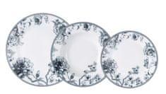 Pierre Cardin Brunchfield Olivia set porcelanstih krožnikov, 18 kosov