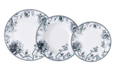 Pierre Cardin Brunchfield Sada porcelánového nádobí 18ks Olivia