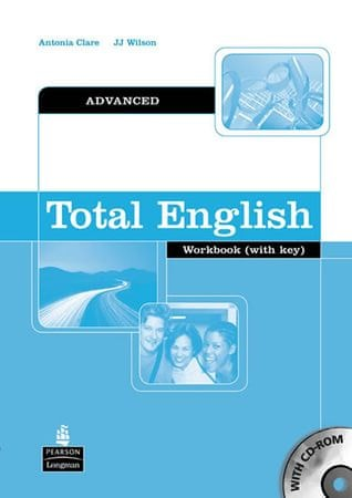 Clare Antonia: Total English Advanced Workbook and CD-Rom Pack