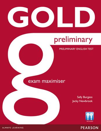 Burgess Sally: Gold Preliminary Maximiser without Key