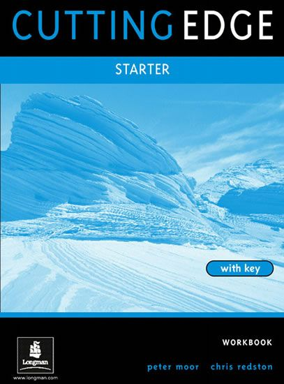 Cunningham Sarah, Moor Peter: Cutting Edge Starter Workbook with Key