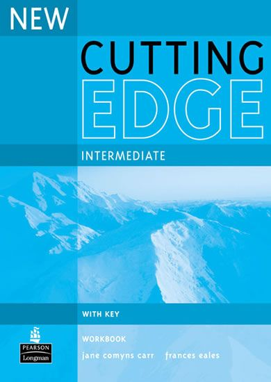 Comyns Carr Jane: New Cutting Edge Intermediate Workbook with Key