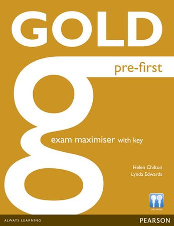Chilton Helen: Gold Pre-First Maximiser with Key