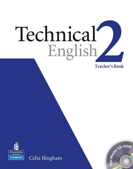Bingham Celia: Technical English 2 Teachers Book/Test Master CD-Rom Pack