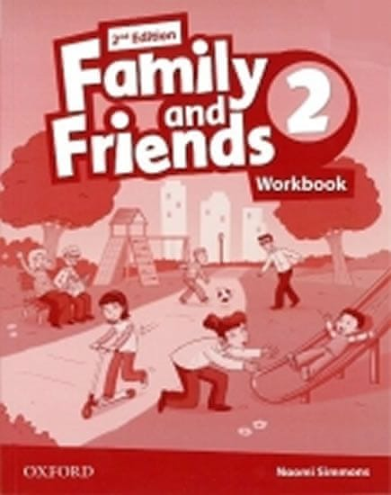 Simmons Naomi: Family and Friends 2nd Edition 2 Workbook
