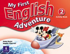 Musiol Mady: My First English Adventure Level 2 Activity Book