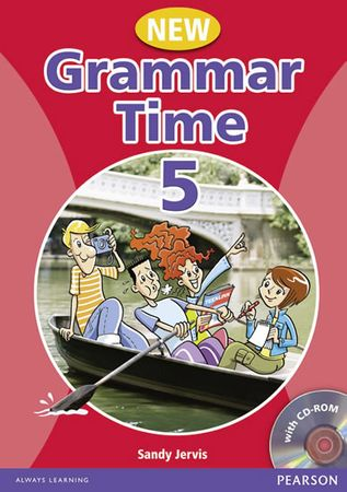 Jervis Sandy: Grammar Time 5 Student Book Pack New Edition