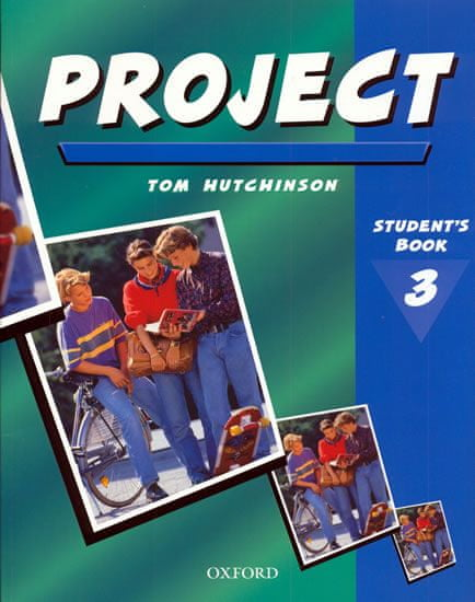 Hutchinson Tom: Project 3 Students´s Book