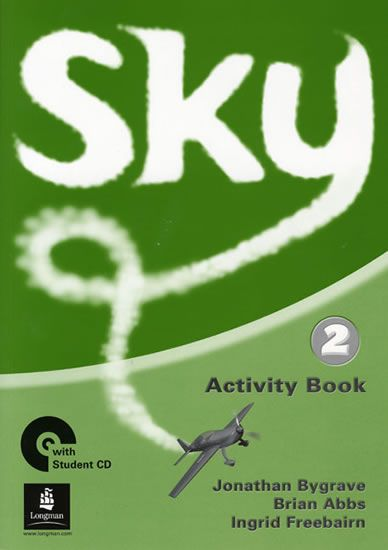 Abbs Brian, Barker Chris: Sky 2 Activity Book and CD Pack