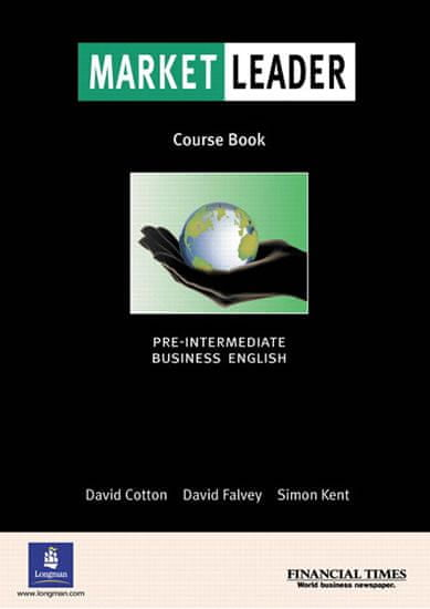 """Cotton David: Market Leader: Pre-intermediate Coursebook : Business English with the """"Financial Time"""