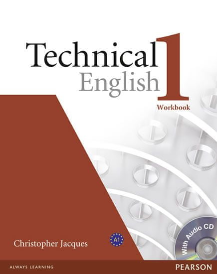 Jacques Christopher: Technical English 1 Workbook without Key/CD Pack