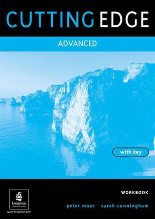 Cunningham Sarah: New Cutting Edge Advanced Workbook With Key
