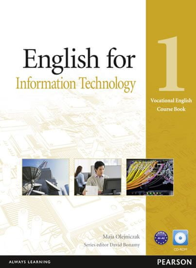 Olejniczak Maja: English for IT Level 1 Coursebook and CD-Rom Pack