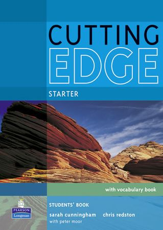 Cunningham Sarah: Cutting Edge Starter Students´ Book and CD-ROM Pack