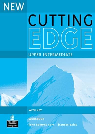Comyns Carr Jane: New Cutting Edge Upper Intermediate Workbook with Key
