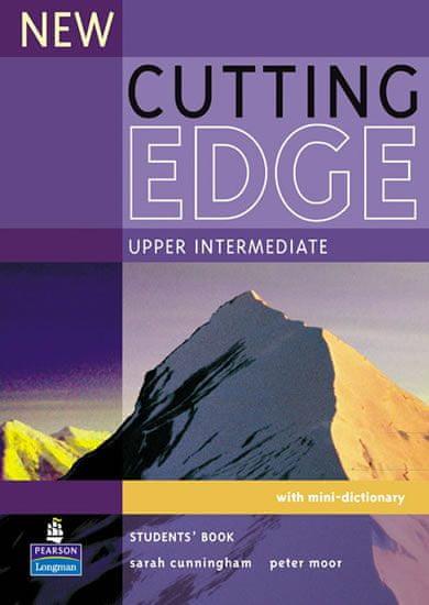 Cunningham Sarah: New Cutting Edge Upper Intermediate Student´s Book