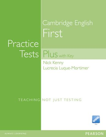 Kenny Nick: Practice Tests Plus FCE New Edition Students Book with Key/CD Rom Pack