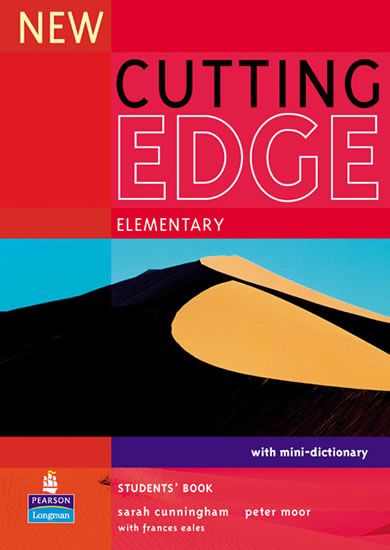 Cunningham Sarah: New Cutting Edge Elementary Students´ Book