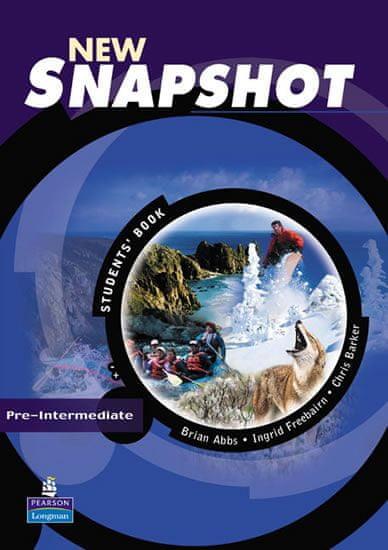 Abbs Brian, Barker Chris: Snapshot Pre-Intermediate Students´ Book New Edition
