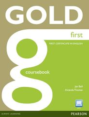 Bell Jan: Gold First Coursebook and Active Book Pack