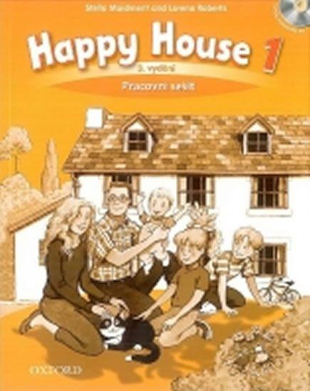 Maidment Stella: Happy House 3rd Edition 1 Pracovní sešit s poslechovým CD