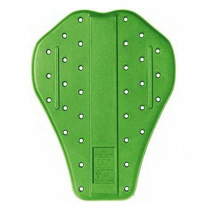Held páteřový vkládací chránič, zelený, vel.S SaS-Tec