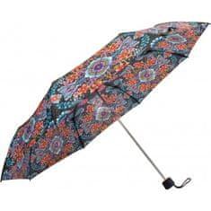 Catalina Estrada zložljiv dežnik z gumijastim ročajem, premer 98 cm