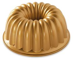 Nordic Ware Forma na bábovku, Elegant, zlatá