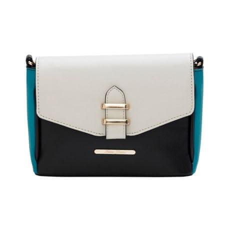 Juno ženska ročna torbica modra UNI