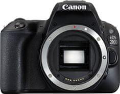 Canon EOS 200D Body (2250C001) + Cashback 1200 Kč! + 500 Kč na fotoslužby